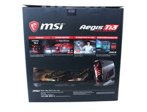 MSI Aegis Ti3 VR7RE SLI-002DE