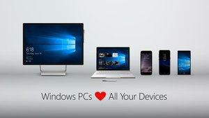 Mit dem Fall Creators Update für Windows 10 soll das Zusammenspiel mit anderen Plattformen besser werden