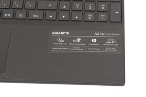 Gigabyte Aero 15 XD OLED im Test