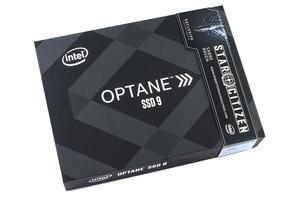 Die Intel Optane SSD 900P kommt mit einem einzigartigen Schiff für das Spiel Star Citizen.