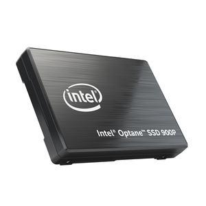 Die Intel Optane SSD 900P ist auch im 2,5 Zoll U.2-Format erhältlich. (Quelle: Intel)