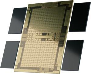 AMD Instinct MI100 Die-Shots