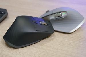 Logitech MX Master 3 und MX Keys
