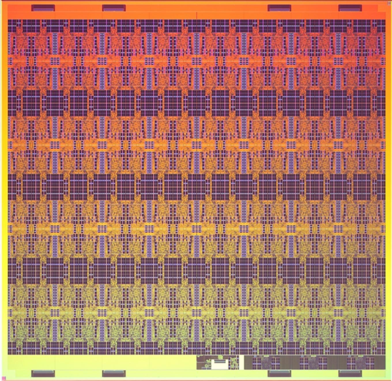 Intels Neuromorphic Testboard mit Loihi-Chip