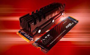 PNY XLR8 CS3040 NVMe PCIe 4.0 M.2 SSD
