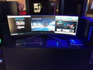 Medion auf der Gamescom 2019