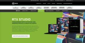 RTX Studio PCs bei PCZentrum