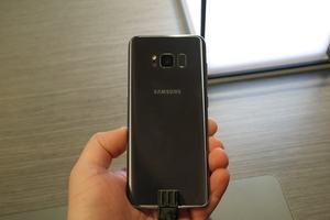 Samsung Galaxy S8 im Hands-On