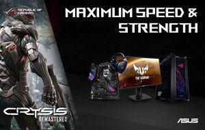 Crysis Remastered Promo