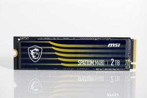 MSI SPATIUM M480 2 TB