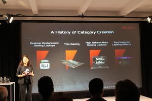 Die neuen Gaming-Notebooks von ASUS