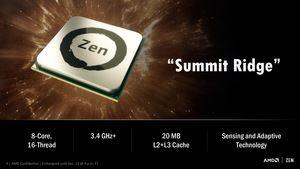 AMD RYZEN Präsentation