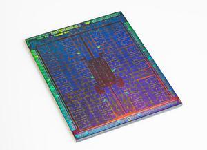 Die-Shots der GP102-GPU von NVIDIA
