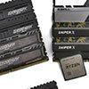 Тесты чипов памяти Samsung, Micron и Hynix на процессорах AMD Ryzen 3000 teaser image