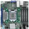 Тест и обзор: ASRock Rack E3C246D4I-2T - материнская плата для сервера хранения данных или NAS teaser image