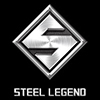 asrock steel legend logo