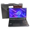 Тест и обзор: ASUS ROG Strix SCAR 17 G733 - игровой ноутбук с обилием RGB и высокой производительностью teaser image