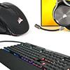 Лучшая игровая мышь, клавиатура и гарнитура - советы Hardwareluxx по выбору teaser image