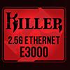 killer e3000 logo