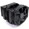 Тест и обзор: Noctua NH-D15 chromax.black - флагманский кулер в черной расцветке teaser image