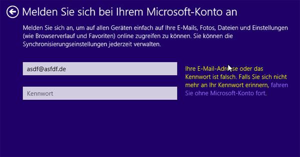 как создать учетную запись в windows 8.1