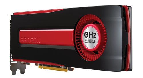 AMD Radeon HD 7970 GHz-Edition