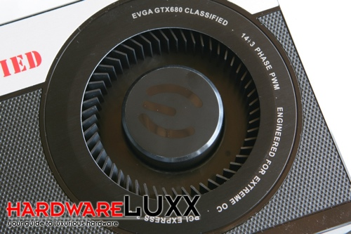 EVGA GeForce GTX 680 Classified