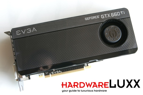 EVGA GeForce GTX 660 Ti SuperClocked
