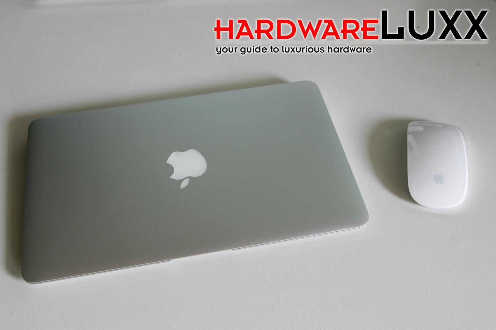 test 11 und 13 apple macbook air hardwareluxx. Black Bedroom Furniture Sets. Home Design Ideas