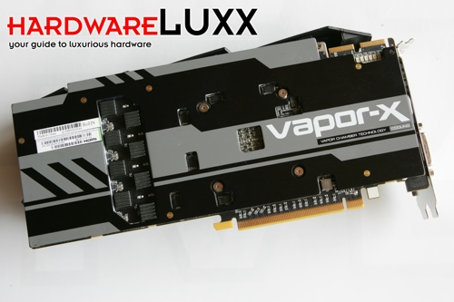 Sapphire Toxic Radeon HD 7970 GHz Edition