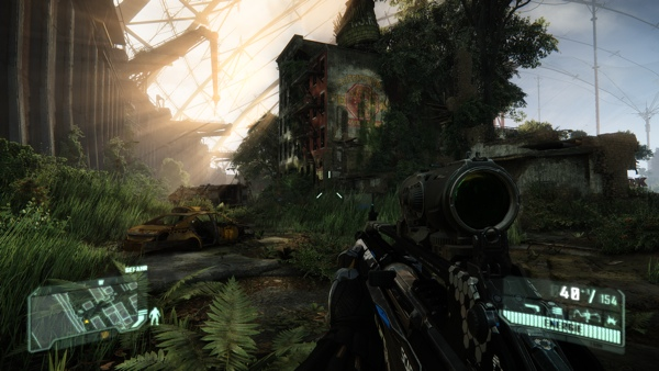 4K-Screenshot von Crysis 3