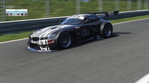 4K-Screenshot von Project Cars