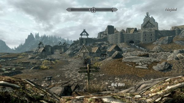 4K-Screenshot von Skyrim
