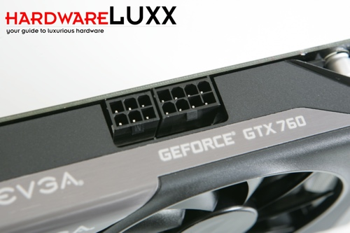 EVGA GeForce GTX 760 Superclocked ACX