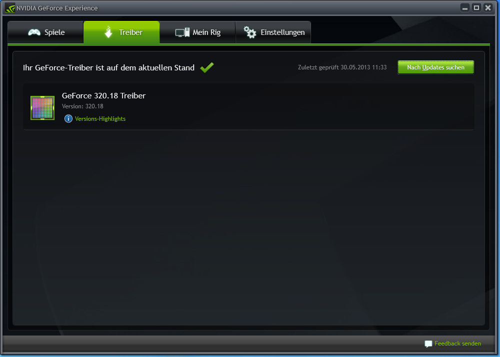 how to get geforce experience to work