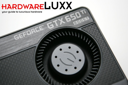 EVGA GeForce GTX 650 Ti Boost Superclocked