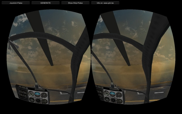 Oculus Rift Demo-Software