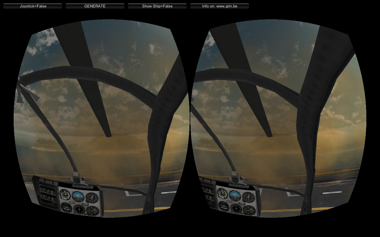 Oculus Software