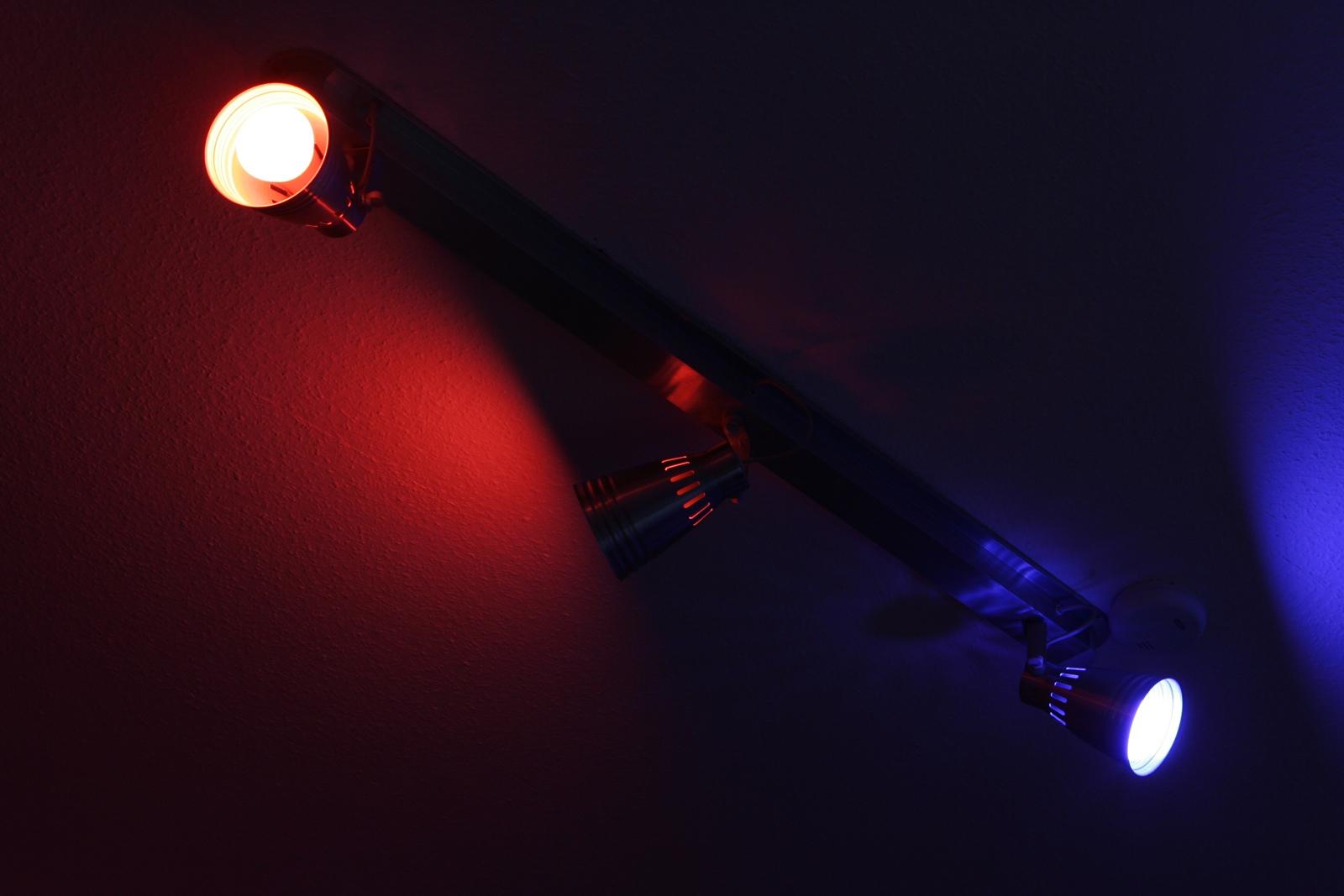 Philips Hue Lampen : Kurz angeschaut philips hue hardwareluxx