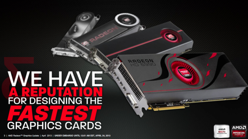 AMD Radeon HD 7990 Press Information