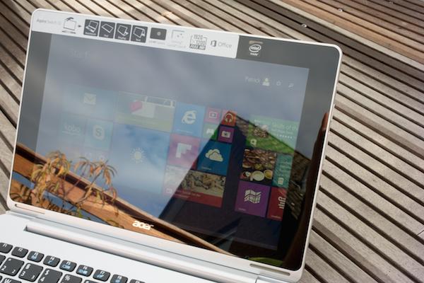Более резкий и яркий: дисплей у Acer заметно улучшился
