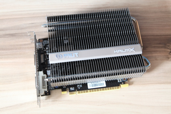 Palit GeForce GTX 750 KalmX