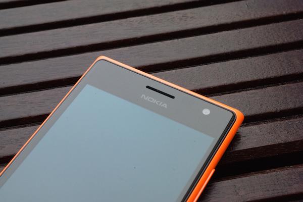 Последний логотип Nokia и фронтальная камера на 5 МП