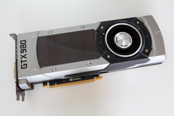 NVIDIA GeForce GTX 980 на GPU Maxwell