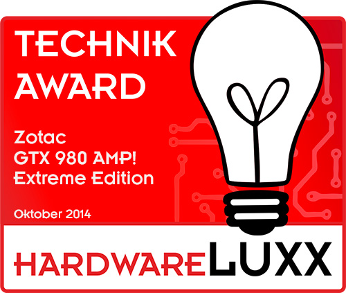 Hardwareluxx-Award