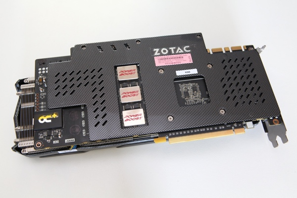 Zotac GeForce GTX 980 AMP! Extreme Edition