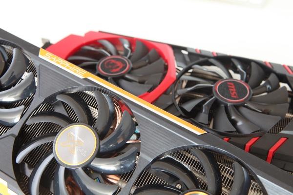 Разные концепции Radeon R9 390X