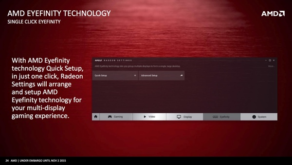 AMD Radeon Software Crimson Editon