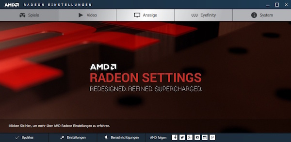 AMD Radeon Software Crimson Edition - Shader Cache