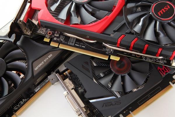 2x GeForce GTX 950 gegen 1x Radeon R7 370